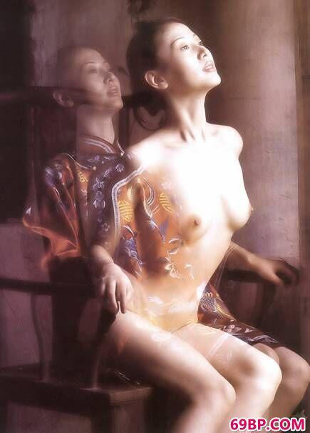 汤加丽人体艺术摄影写照集锦